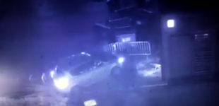 Zatrzymano mężczyznę, który wjechał w budynek Informacji Turystycznej na pl. Kościuszki