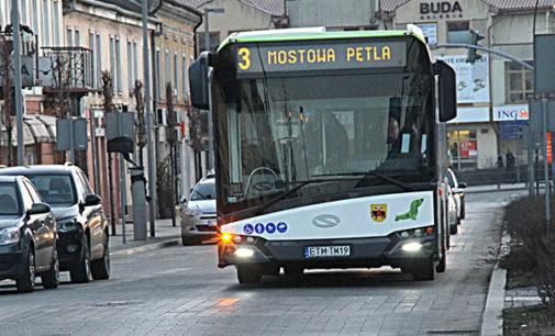 Autobusy MZK w okresie świąt wielkanocnych