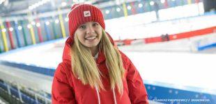 Tomaszowianka Karolina Bosiek wystąpi na Igrzyskach w Pjongczang