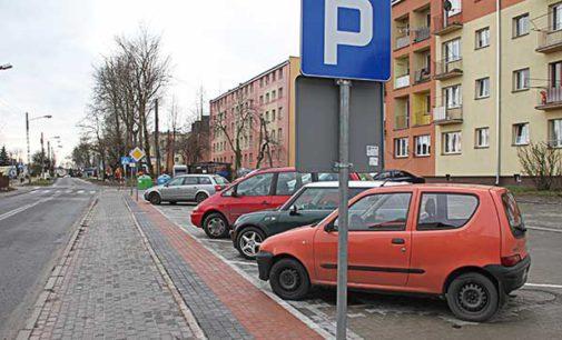 Przy ul. Niskiej powstał parking z Tomaszowskiego Budżetu Obywatelskiego