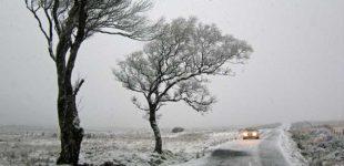Uwaga! Silny wiatr i opady śniegu