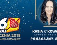 Finał Wielkiej Orkiestry Świątecznej Pomocy 2018 w Tomaszowie