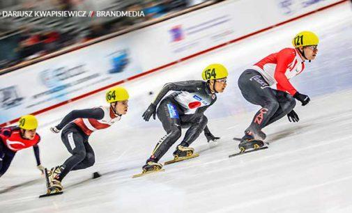 Trwają ISU Mistrzostwa Świata w short tracku w Arenie Lodowej [PROGRAM, TRANSMISJA]