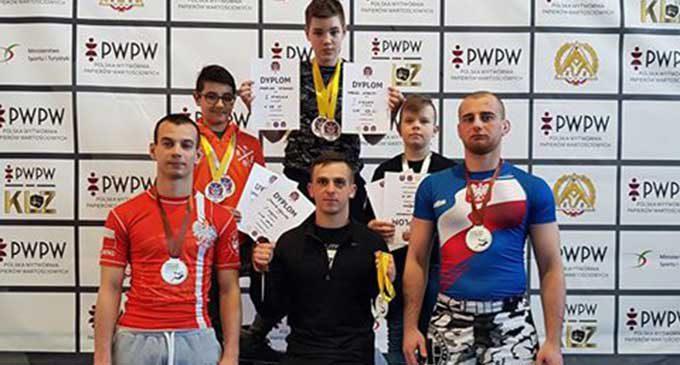 Tomaszowianie na Pucharze Polski w Grapplingu