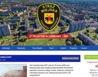 Straż Miejska ma nową stronę internetową