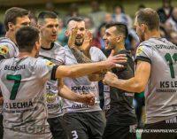 Lechia zagra w sobotę o mistrzostwo I ligi siatkówki