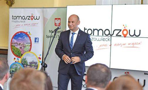 Spotkanie z prezydentem Marcinem Witko