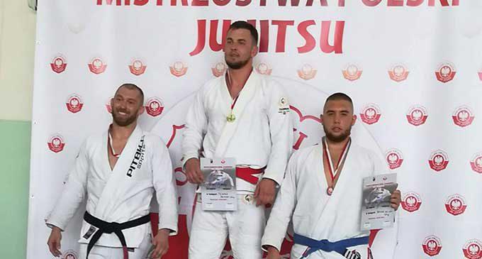 Sergiusz Jaśniewski kolejny raz Mistrzem Polski!