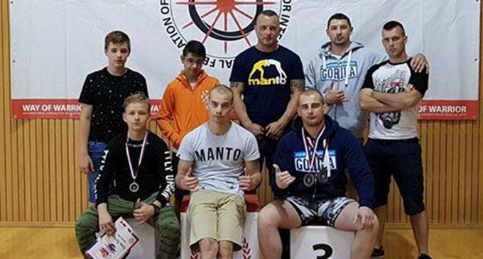 Medale Mistrzostw Czech dla Academii Gorila