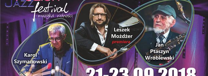 Największe gwiazdy muzyki jazzowej na 3-dniowym festiwalu w Tomaszowie! Bilety już w sprzedaży