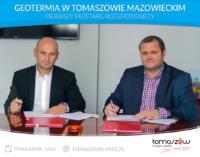 Geotermia w Tomaszowie Mazowieckim. Pierwszy przetarg rozstrzygnięty