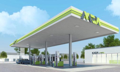 Tak będzie wyglądała nowa stacja paliw przy MZK