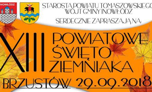 XIII Powiatowe Święto Ziemniaka