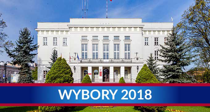 Wybory 2018 – Lista kandydatów do Rady Miejskiej