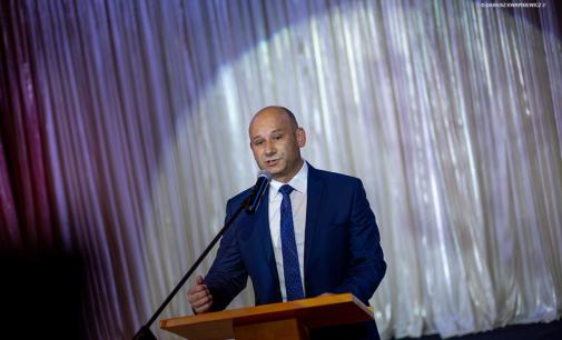 Konwencja programowa KWW Marcina Witko. Prezydent przedstawił program wyborczy