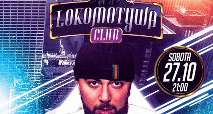 MALIK MONTANA w Lokomotywa Club PKP Idzikowice