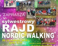 Sylwestrowy Rajd Nordic Walking