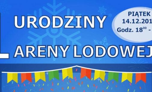Pierwsze urodziny Areny Lodowej!