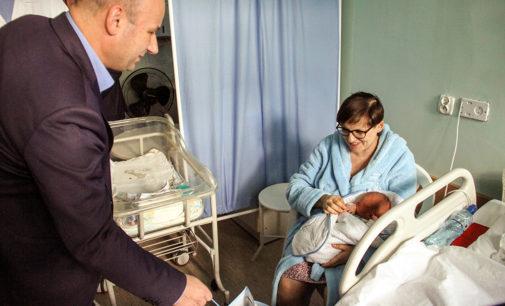 Pierwsi tomaszowianie urodzeni w 2019 roku