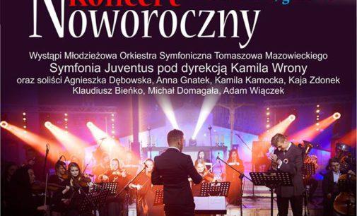 Soliści i Młodzieżowa Orkiestra Symfoniczna – Koncert Noworoczny w Mechaniku