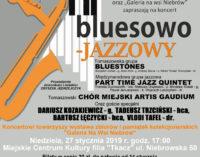 Koncert bluesowo-jazzowy