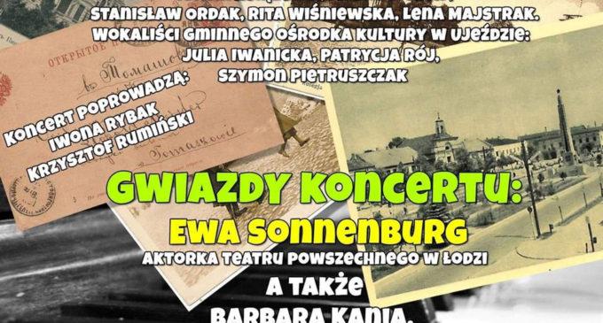 """6. edycja koncertu dla seniorów """"Trochę wspomnień z tamtych lat"""""""