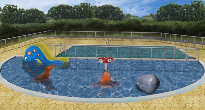 Będzie nowy basen na terenie Ośrodka Rehabilitacji Dzieci Niepełnosprawnych