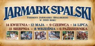 Jarmark Antyków i Rękodzieła Ludowego w Spale (TERMINY)