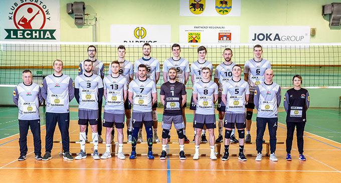 1.Liga siatkówki – KS Lechia Tomaszów – AZS AGH Kraków w hali gastronomika