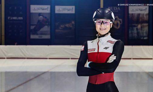 Natalia Maliszewska trenuje w Arenie Lodowej [FOTO i WIDEO]