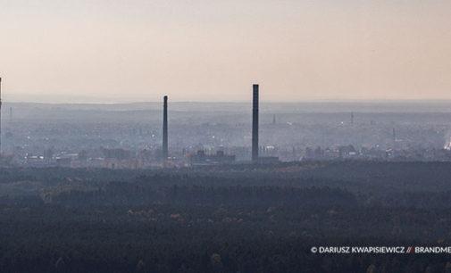 Prezydent Marcin Witko powoła zespół ds. walki ze smogiem (WIDEO)