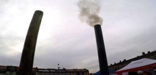 Straż Miejska w Tomaszowie Mazowieckim prowadzi kontrole palenisk