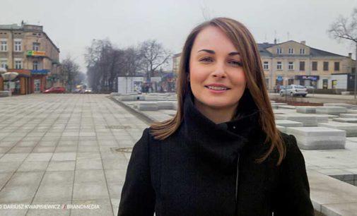 Zofia Szymańska przestała pełnić funkcję wiceprezydenta miasta