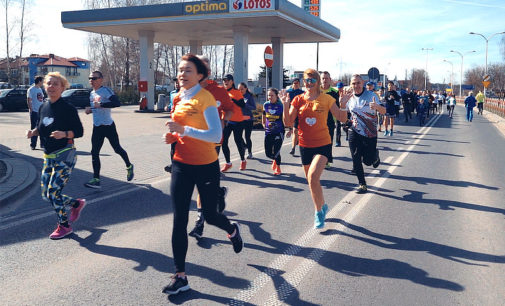 Bieg dla zdrowia i tomaszowskiego hospicjum