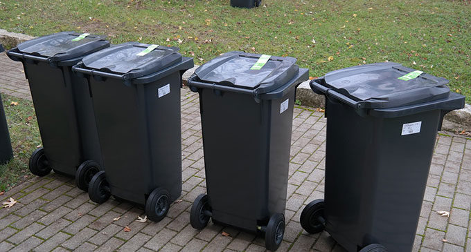 Punkty zbiórek odpadów. Zobacz co i kiedy można oddać