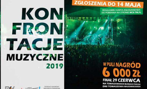 Konfrontacje Muzyczne 2019. Zgłoszenia do 14 maja