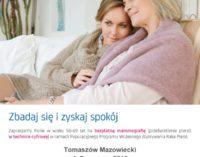 Nie odkładaj profilaktyki na później – badania mammograficzne