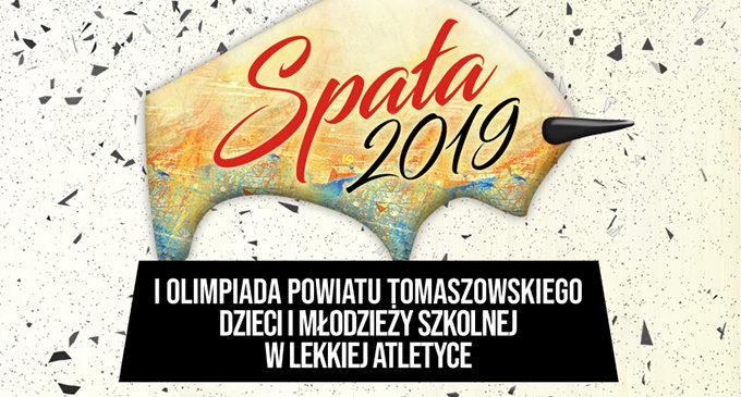 I Olimpiada Powiatu Tomaszowskiego Dzieci i Młodzieży Szkolnej w Lekkiej Atletyce