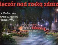 """""""Wieczór nad rzeką zdarzeń"""" w Parku Bulwary"""