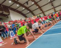 I Olimpiada Powiatu Tomaszowskiego Dzieci I Młodzieży Szkolnej w Lekkiej Atletyce Spała 2019