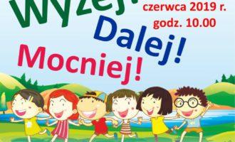 XIII Spartakiada Przedszkolaków zza Pilicy