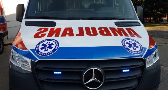 Nowe ambulanse w Tomaszowskim Centrum Zdrowia