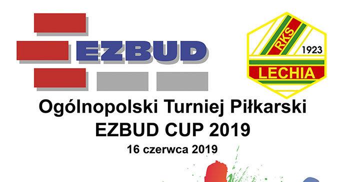 Ogólnopolski Turniej Piłkarski EZBUD CUP 2019