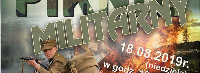 W niedzielę Piknik Militarny w Skansenie