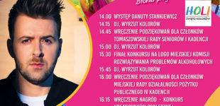 Grzegorz Hyży i święto kolorów. XII Piknik LOKALNI NIEBANALNI