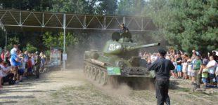 Piknik Militarny w Skansenie Rzeki Pilicy (FOTO i WIDEO)