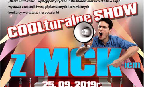 COOLturalne Show z MCK-iem