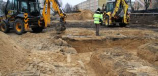 Ruszyła budowa nowego żłobka miejskiego