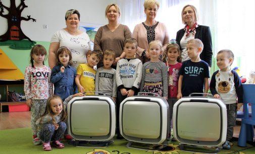 Wszystkie przedszkola w Tomaszowie mają już oczyszczacze powietrza