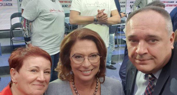 Sztab Komitetu Małgorzaty Kidawy Błonskiej w powiecie tomaszowskim powołany